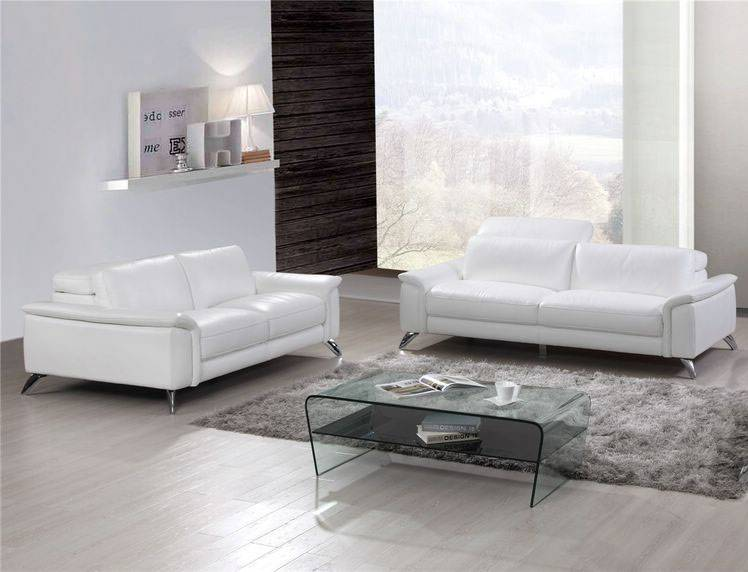 S486 Sofa & Loveseat SET by ESF